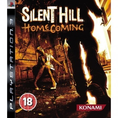 Silent Hill: Homecoming (PS3) б/у