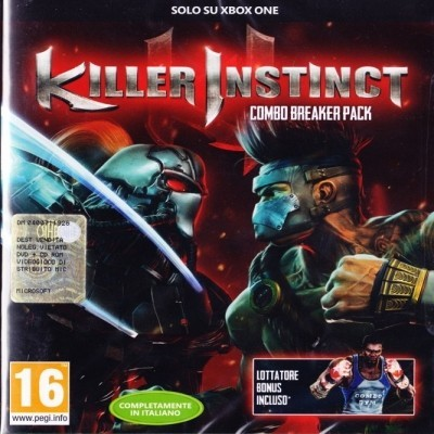 Killers instinct (Xbox One) б/у
