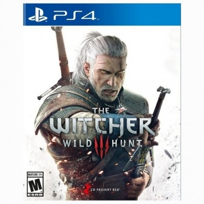Witcher 3: Wild hunt (PS4) б/у