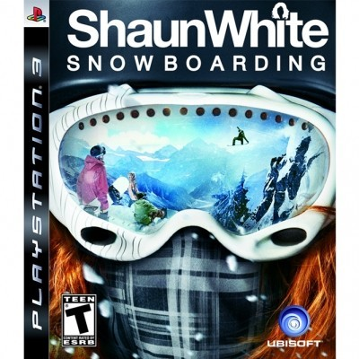Shaun White Snowboarding (PS3) б/у