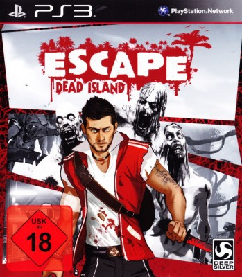 Игра Escape Dead Island (PS3)