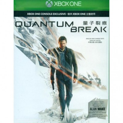 Quantum Break (Xbox One) б/у