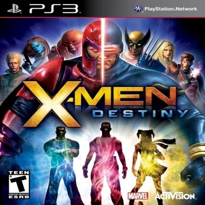 X-men Destiny (PS3) б/у