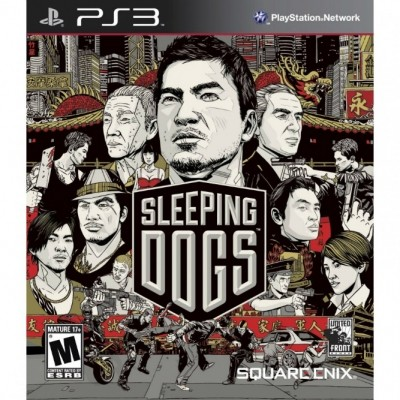 Sleeping Dogs (PS3) б/у