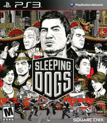 Игра Sleeping Dogs (PS3) б/у