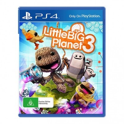 Little Big Planet 3 (PS4) б/у