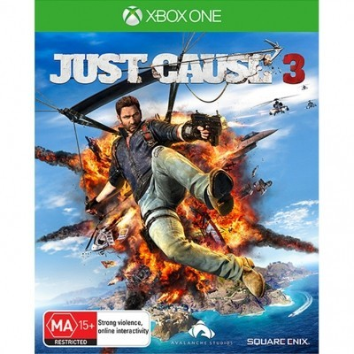 Just cause 3 (Xbox One) б/у, eng
