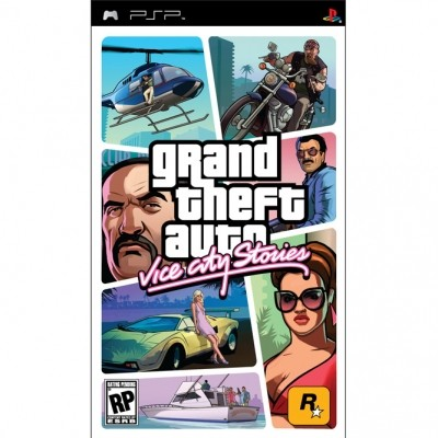 GTA: Vice City Stories (PSP) б/у