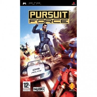 Pursuit Force (PSP) б/у
