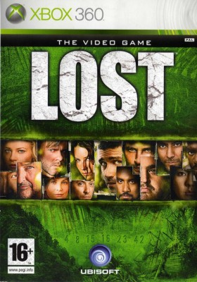 Игра Lost: Via Domus - The Video Game (Xbox 360) б/у