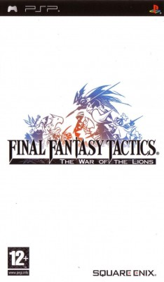 Игра Final Fantasy Tactics: The War Of The Lions (PSP) б/у
