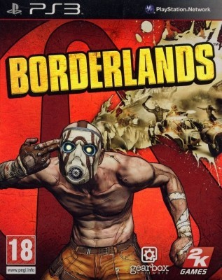Игра Borderlands (PS3) б/у