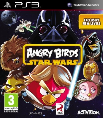Игра Angry Birds Star Wars (PS3) (rus)