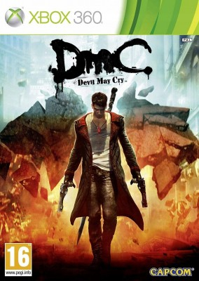 Игра DmC: Devil May Cry (Xbox 360) б/у
