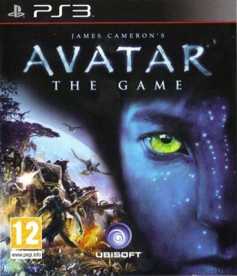 Игра James Cameron's Avatar: The Game (PS3) б/у