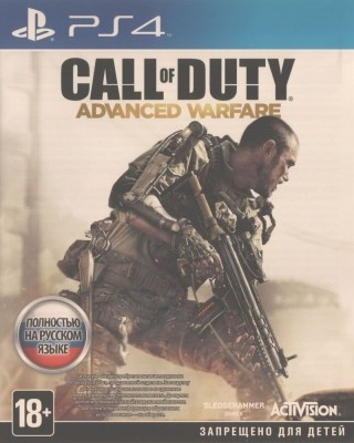 Игра Call of Duty: Advanced Warfare (PS4) б/у