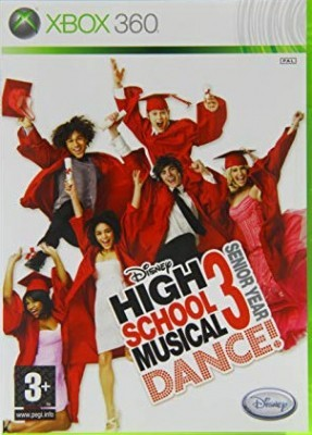 Игра Disney High School Musical 3 (Xbox 360) б/у