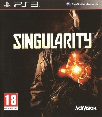 Игра Singularity (PS3) б/у