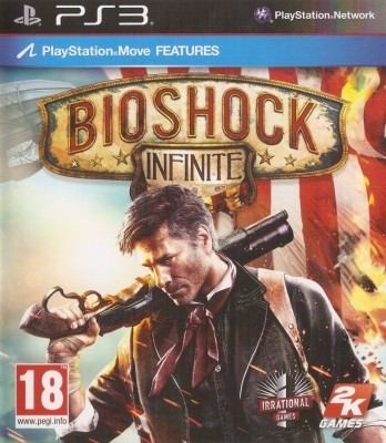 Игра BioShock Infinite (PS3) (б/у)