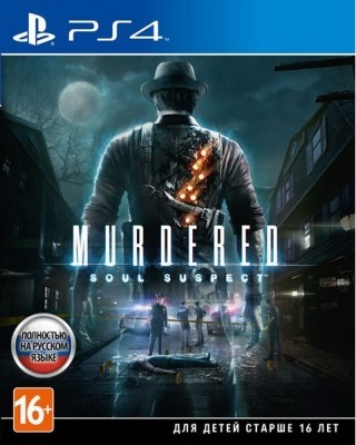 Игра Murdered: Soul Suspect (PS4) б/у (rus)