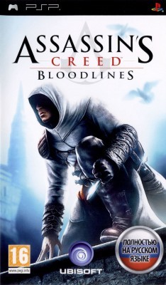 Игра Assassin's Creed: Bloodlines (PSP) (rus)