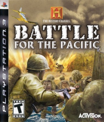 Игра Battle for the Pacific (PS3) б/у