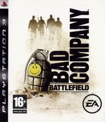 Игра Battlefield: Bad Company (PS3) б/у