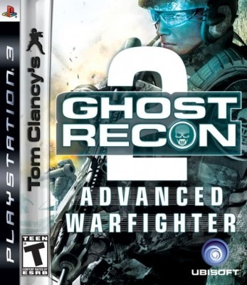 Игра Tom Clancy`s Ghost Recon Advanced Warfighter 2 (PS3) б/у eng