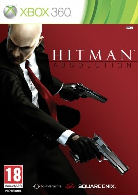 Игра Hitman: Absolution (Xbox 360) (rus)