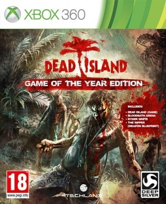 Игра Dead Island: Game of the Year Edition (Xbox 360) б/у