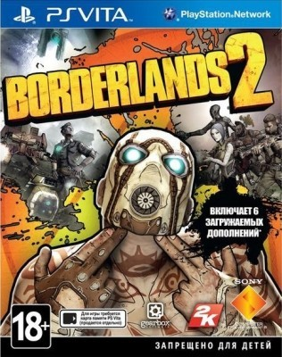 Игра Borderlands 2 (PS Vita) б/у