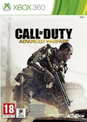 Игра Call of Duty: Advanced Warfare (Xbox 360) б/у