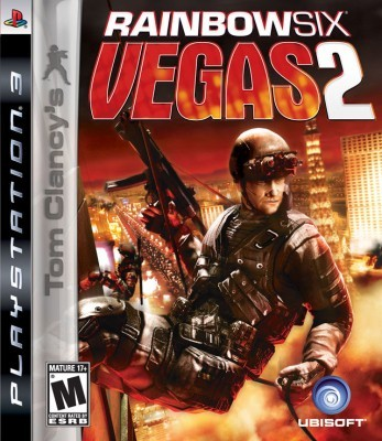 Игра Tom Clancy's Rainbow Six: Vegas 2 (PS3) б/у