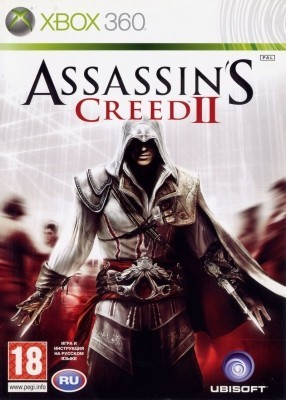 Игра Assassin's Creed II (Xbox 360) б/у