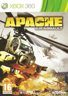 Игра Apache Air Assault (Xbox 360) б/у