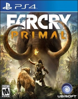 Игра Far Cry Primal (PS4) б/у