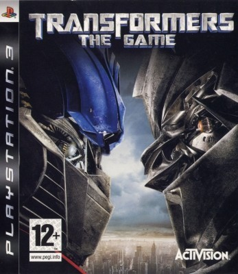Игра Transformers: The Game (PS3) б/у