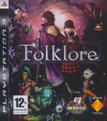 Игра Folklore (PS3) б/у