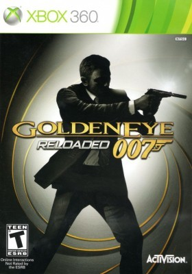 Игра GoldenEye 007: Reloaded (Xbox 360) б/у