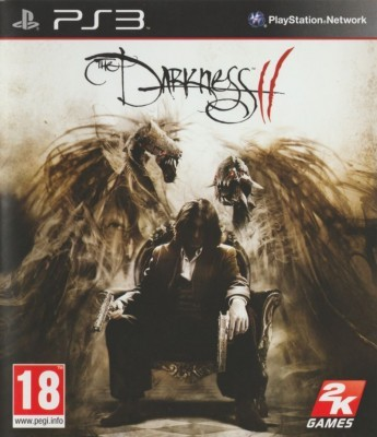 Игра The Darkness 2 (PS3)