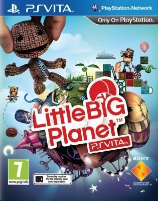 Игра Little Big Planet (PS Vita) б/у