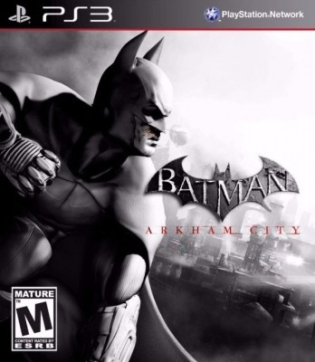 Игра Batman: Arkham City (PS3) б/у