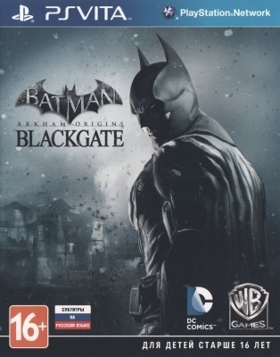 Игра Batman: Arkham Origins - Blackgate (PS Vita) б/у