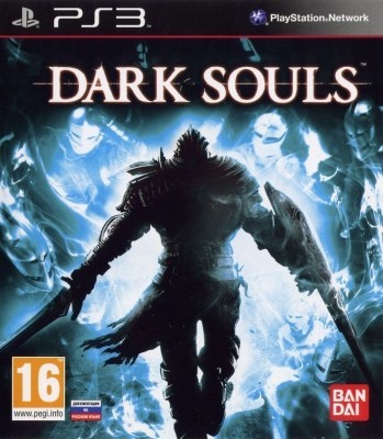 Игра Dark Souls (PS3) б/у
