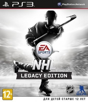 Игра NHL: Legacy Edition (PS3) (rus sub) б/у