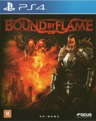 Игра Bound by Flame (PS4) б/у