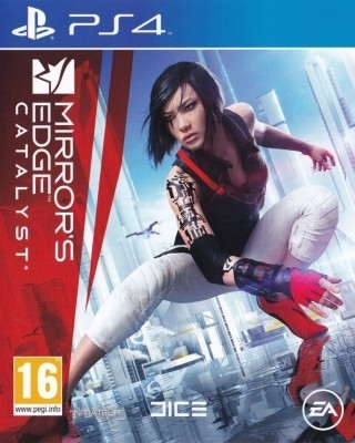 Игра Mirror's Edge Catalyst (PS4) б/у (rus)
