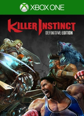 Игра Killer Instinct: Definitive Edition (Xbox One) (rus)