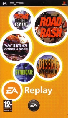 Игра EA Replay (PSP) б/у