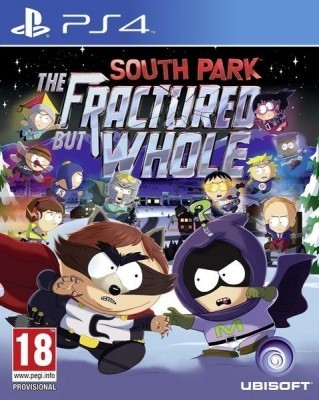 Игра South Park The Fractured but whole (PS4)